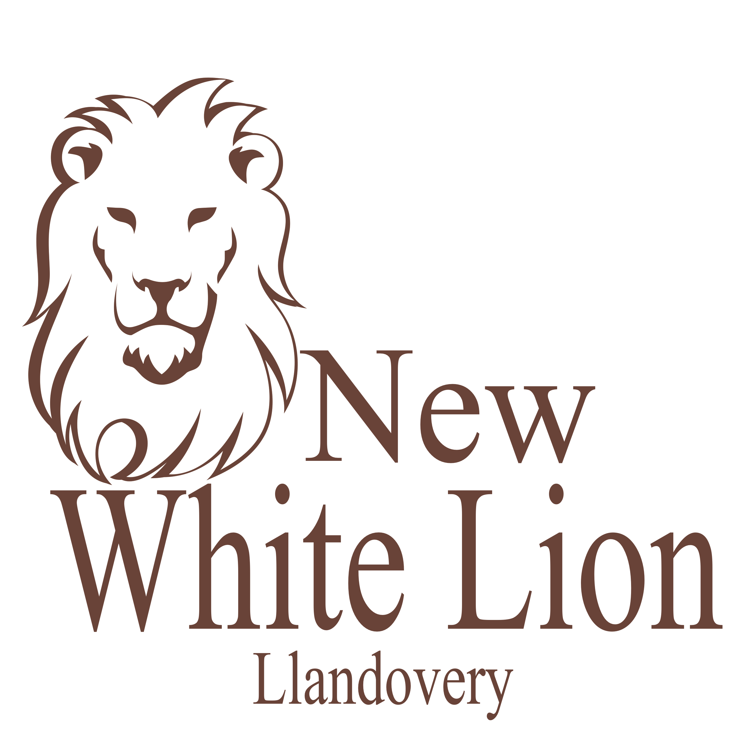 The New White Lion